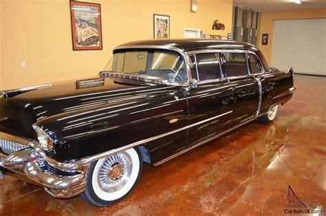 Sedan Limousine by 1956 Cadillac Fleetwood Series 75 Sedan Limousine