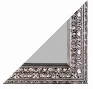 Großer Spiegel Silber : gro er wandspiegel barock elena antik silber 70x170 barockspiegel wohn topping24 ebay ~ Indierocktalk.com Haus und Dekorationen