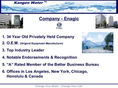 original water by kangen water kangen water business presentation 2015