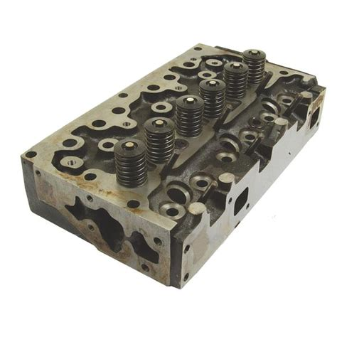 cylinder head complete perkins ad