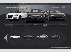 holiday Audi Car prices in USA 2012