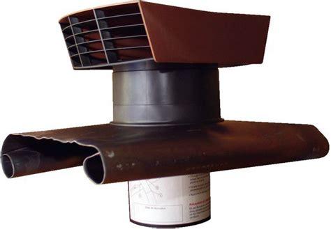 sortie de toit hotte de cuisine chapeau de toiture brico dépôt