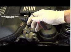 BMW VANOS Intake Solenoid M52TU M54 Removal and