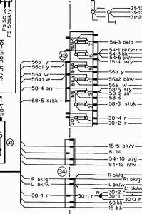 Fiat Punto Mk1 Fuse Box Diagram