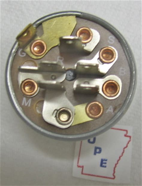 ignition switches  keys  lawn mowers