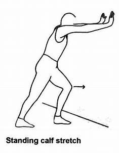 Stiff Calf Muscles