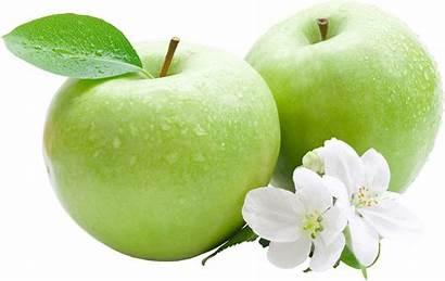 Apple Clipart Transparent Slice Open Slicing Flowers