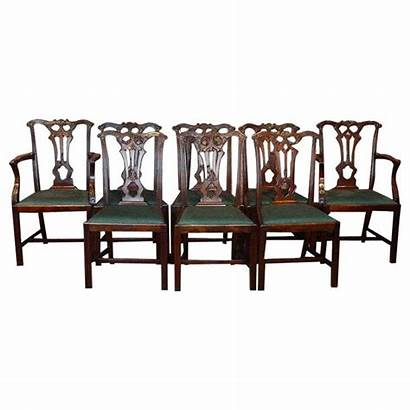 Chippendale Dining Chairs 1stdibs
