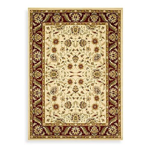 Safavieh Lyndhurst Collection by Safavieh Lyndhurst Collection Floral Rugs In Ivory
