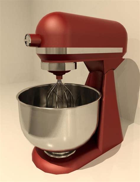 RevitCity.com   Object   KitchenAid Food Mixer