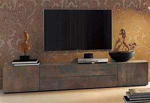 Tv Lowboard Mit Tv Halterung : lowboard breite 200 cm online kaufen otto ~ Michelbontemps.com Haus und Dekorationen