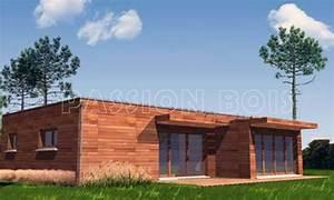 Prix Toiture 80m2 : maison bois et chalet bois en kit mod les de maisons et ~ Melissatoandfro.com Idées de Décoration