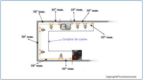 circuit electrique cuisine le circuit électricité d 39 une maison