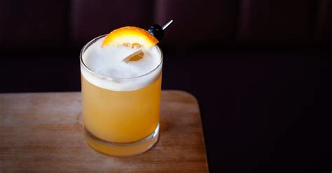 what is sour whiskey sour