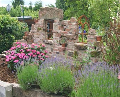 Steinmauer Im Garten Steinmauern Im Garten Selber Bauen
