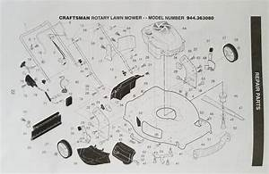 Find Your Manuals Here     Craftsman Rotary Lawn Mower 22
