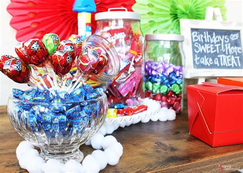 Candy Buffet Ideas And Tips Perfect For Kids Birthday