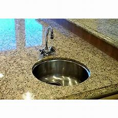 17 Inch Stainless Steel Undermount Single Bowl Kitchen