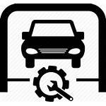 Icon Garage Service Check Tool Maintenance Tools