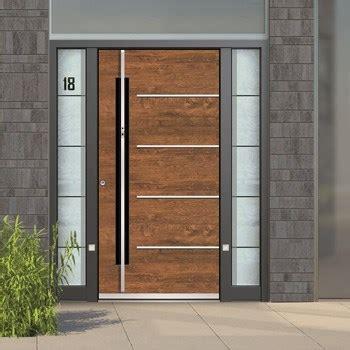 Haustueren Aus Kunststoff Aluminium Oder Holz by Kunststoff Holz Oder Alu Haust 252 R Ein Vergleich