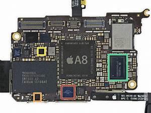Ipod Touch 6th Generation Teardown