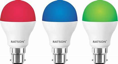 Led Rgb Bulb Material Leds Colors