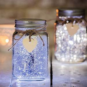 Personalised, Led, Sparkle, Jam, Jar, By, The, Little, Boys, Room