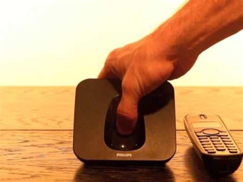 didacticiel association home phone sur base philips cd150