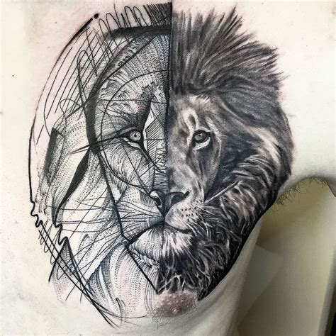 Sketch Tattoos By Frank Carrilho Show The Beauty Of