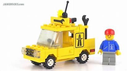 Lego Classic Town 6521 Repair Truck Legoland