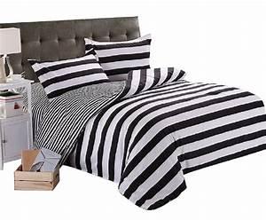 Gestreifte Bettwasche Haus Mobel Gestreifte Bettwasche