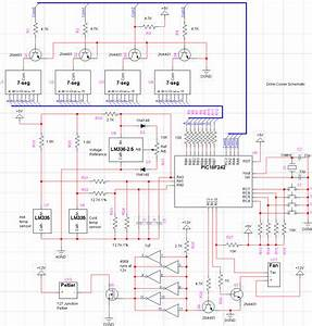 Beer Cooler Wiring Diagram