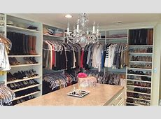 Custom WalkIn Closets for Your Home in Manalapan NJ