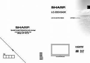 Sharp Lc  Operation