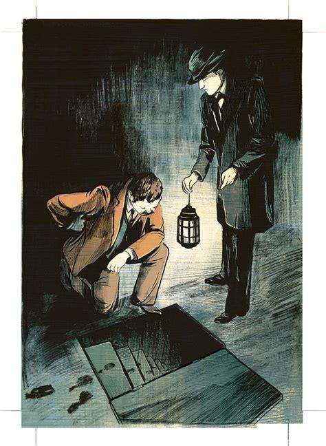 books sherlock holmes complete collection heirloom doyle mystery illustrated lantern amazon illustration author conan arthur christie edition volumes sunday agatha