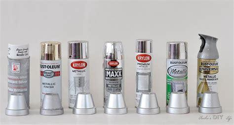 Best 25+ Silver Spray Paint Ideas On Pinterest Spray
