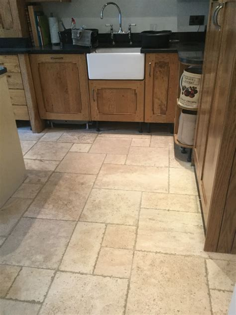 kitchen with travertine floors travertine posts cleaning and polishing tips for 6556