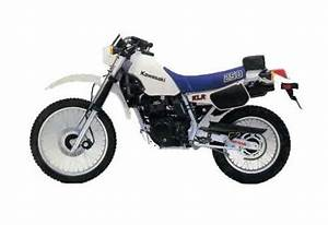 Kawasaki Klr250 Service Manual Repair 1984-2005 Klr 250