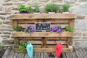 Diy 100 recup la palette jardiniere wonderful breizh for Maison de l ecologie 3 ecologie bricoler amp jardiner