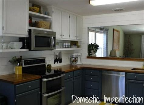 20 Pictures Of Before And After Kitchen Makeovers With Cost