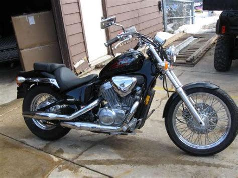 2002 honda shadow 600 vlx and reviews all moto net
