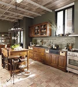 Lub U00e9ron  La Bellezza Del Legno Nella Cucina Classica