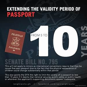 sen ralph g recto official website duterte told With requirements for passport validity