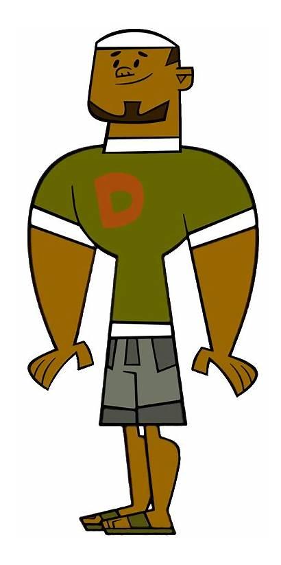 Drama Total Dj Island Characters Devon Joseph