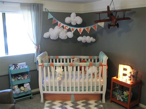 A Y We Go Vintage Travel Themed Nursery Project Nursery