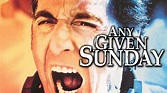 Any Given Sunday -- Movie Review #JPMN - YouTube