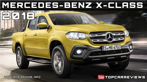 2018 Mercedes-benz X-class Review Rendered Price Specs