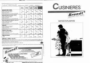 Chaleur Tournante Ou Pulsée : notice cuisini re brandt g5025cn trouver une solution un ~ Premium-room.com Idées de Décoration