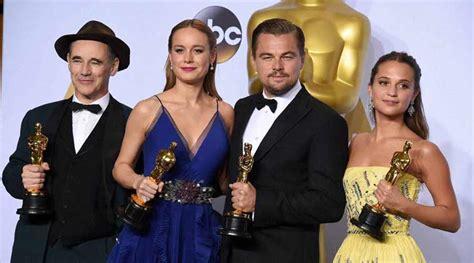 2016 oscar best actor winner oscars 2016 complete list of winners leonardo dicaprio is