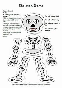 6 best images of large printable skeleton template With skeleton template to cut out